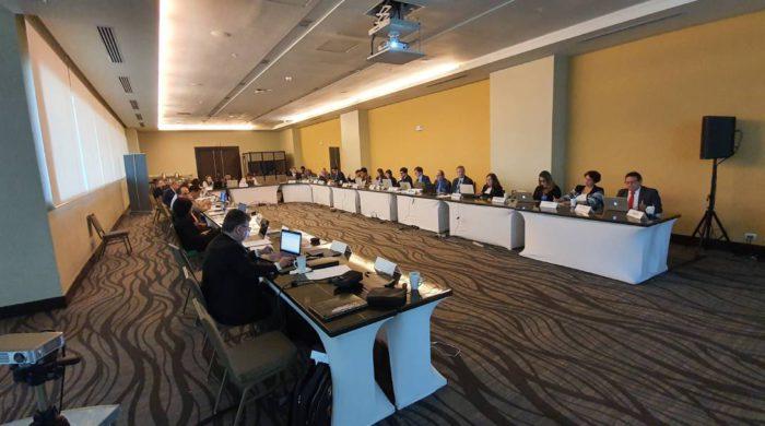 Reunión con autoridades de pesca de Latinoamérica 3-5 feb 2020 2